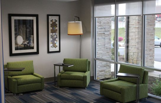 Außenansicht Holiday Inn Express & Suites MILLEDGEVILLE