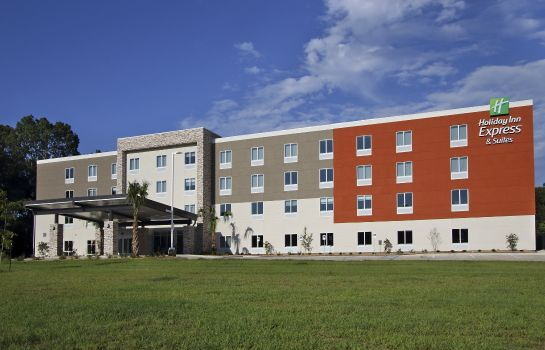 Exterior view Holiday Inn Express & Suites COLUMBUS NORTH