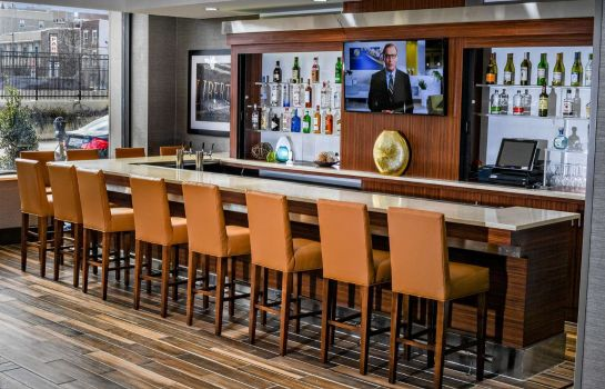 Bar del hotel BEST WESTERN PLUS PHILADELPHIA