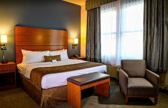 Zimmer Best Western Plus Philadelphia Convention Center Hotel