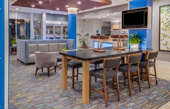 Hol hotelowy Holiday Inn Express & Suites RICE LAKE