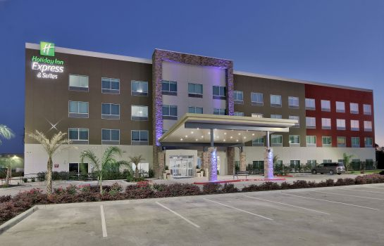 Exterior view Holiday Inn Express & Suites HOUSTON EAST - BELTWAY 8