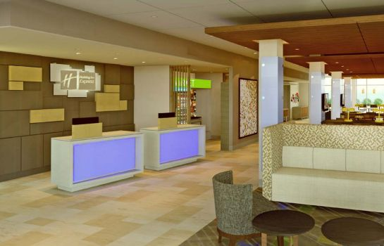 Lobby Holiday Inn Express & Suites HOUSTON EAST - BELTWAY 8