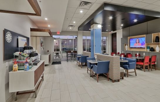 Restaurant Holiday Inn Express & Suites HOUSTON EAST - BELTWAY 8