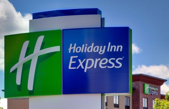 Vista esterna Holiday Inn Express & Suites MILLEDGEVILLE
