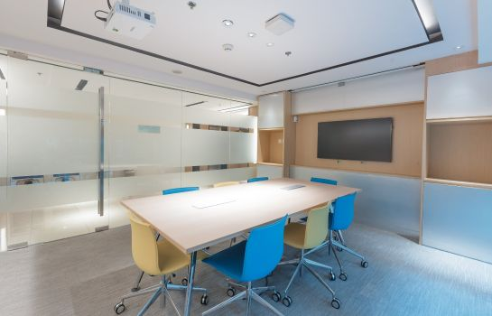 Conference room Holiday Inn Express MANILA NEWPORT CITY
