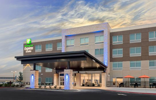 Außenansicht Holiday Inn Express & Suites PROSSER - YAKIMA VALLEY WINE