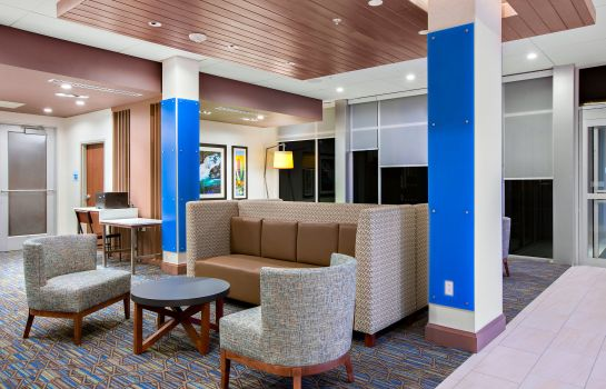 Hotelhalle Holiday Inn Express & Suites PROSSER - YAKIMA VALLEY WINE