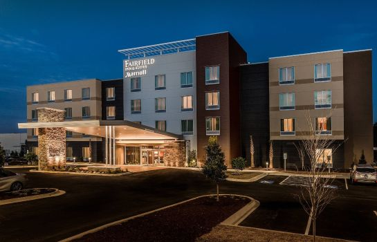 Buitenaanzicht Fairfield Inn & Suites Florence I-20