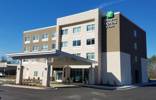 Vista esterna Holiday Inn Express & Suites CARROLLTON WEST