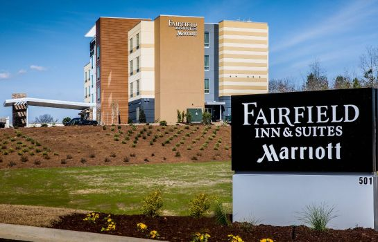 Vista esterna Fairfield Inn & Suites Florence I-20