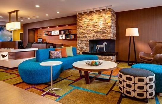 Hall Fairfield Inn & Suites Florence I-20
