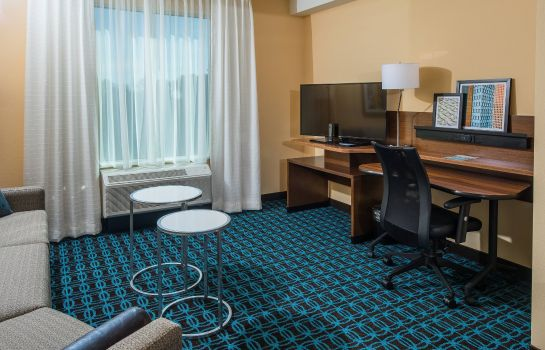 Suite Fairfield Inn & Suites Florence I-20