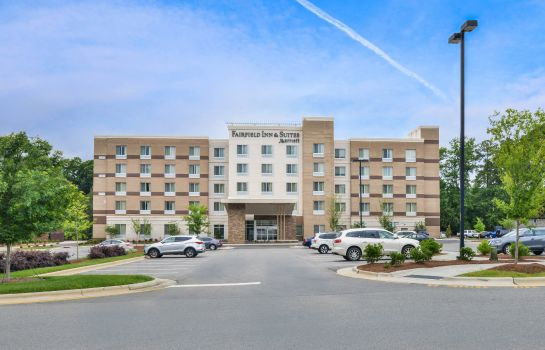 Vista esterna Fairfield Inn & Suites Raleigh Cary