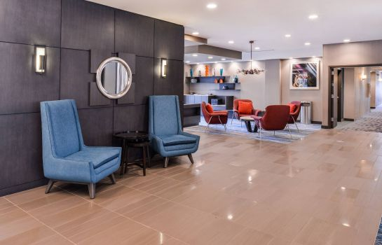 Hall Fairfield Inn & Suites Raleigh Cary