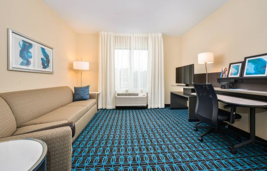Suite Fairfield Inn & Suites Raleigh Cary