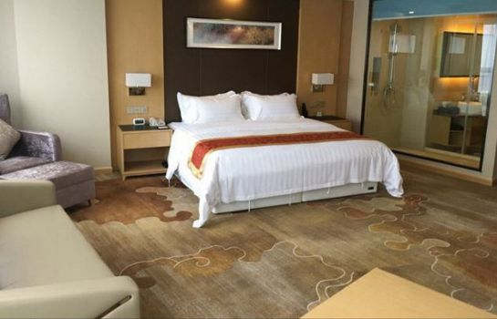 Single room (superior) Ramada Wuhu
