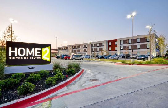 Buitenaanzicht Home2 Suites by Hilton Fort Worth Southwest Cityview