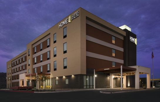 Vista exterior Home2 Suites by Hilton Las Cruces