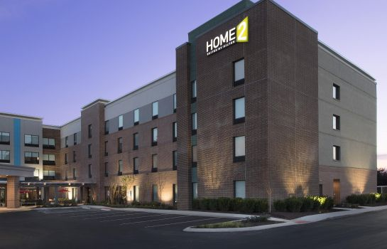 Vista esterna Home2 Suites by Hilton Murfreesboro