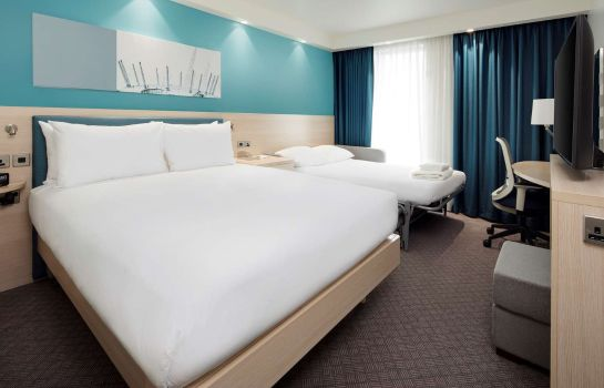 Chambre Hampton by Hilton London Docklands