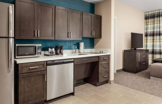 Bar del hotel Homewood Suites by Hilton Charlotte SouthPark