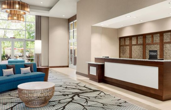 Hall Homewood Suites by Hilton Charlotte SouthPark