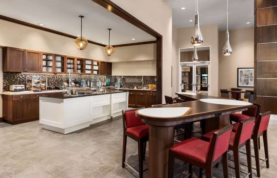 Restauracja Homewood Suites by Hilton Charlotte SouthPark
