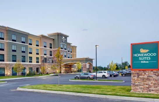 Buitenaanzicht Homewood Suites By Hilton New Hartford Utica