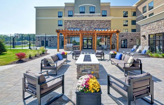 Vista esterna Homewood Suites By Hilton New Hartford Utica