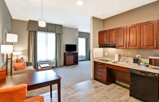 Hotelbar Homewood Suites By Hilton New Hartford Utica