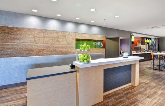 Hotelhalle Home2 Suites by Hilton Conway