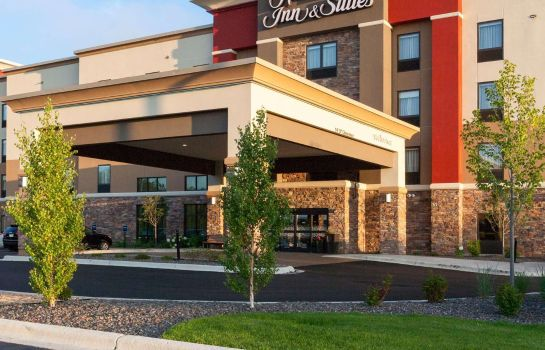 Exterior view Hampton Inn - Suites Duluth North MN