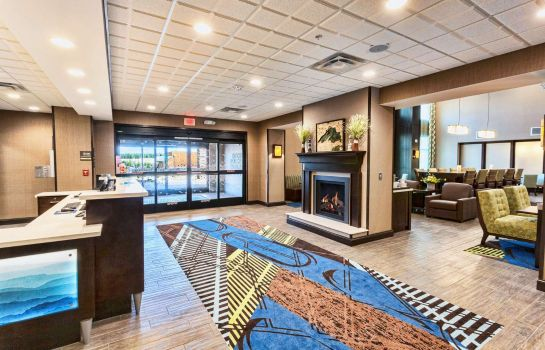 Hall Hampton Inn - Suites Duluth North MN