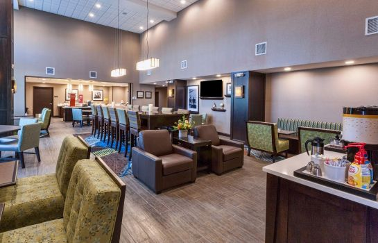 Restaurante Hampton Inn - Suites Duluth North MN