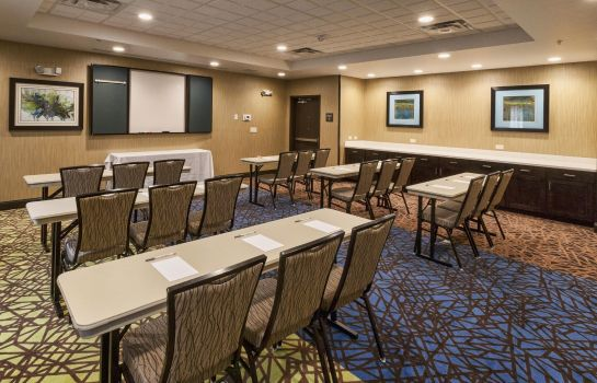 Conference room Hampton Inn - Suites Duluth North MN
