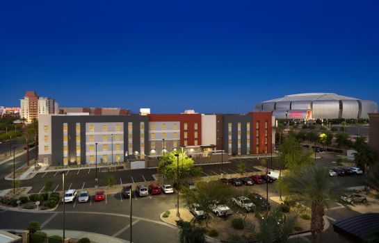 info Home2 Suites by Hilton Glendale Westgate
