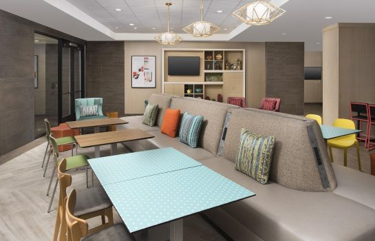 Lobby Home2 Suites by Hilton Las Cruces