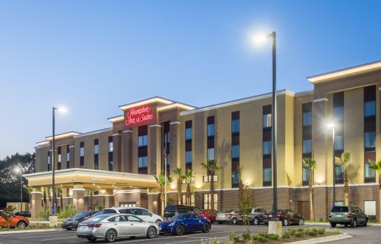 Buitenaanzicht Hampton Inn - Suites Mary Esther-Fort Walton Beach FL
