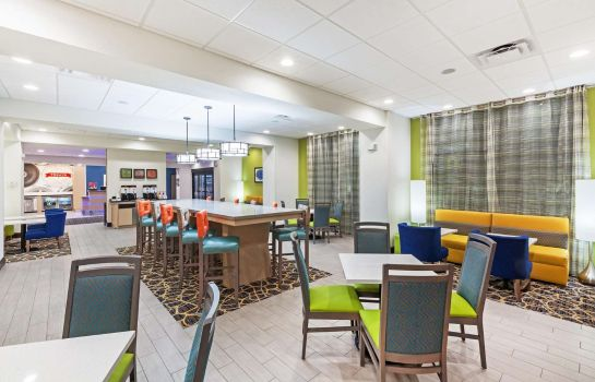 Restauracja Hampton Inn Ozona
