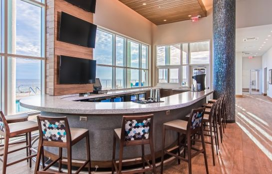 Bar hotelowy Hampton Inn - Suites Panama City Beach-Beachfront FL