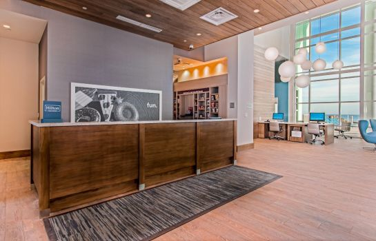 Hol hotelowy Hampton Inn - Suites Panama City Beach-Beachfront FL