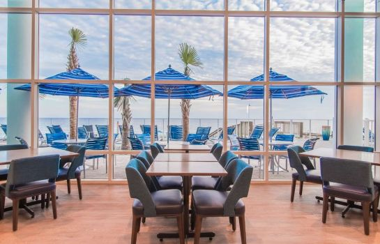 Restaurant Hampton Inn - Suites Panama City Beach-Beachfront FL