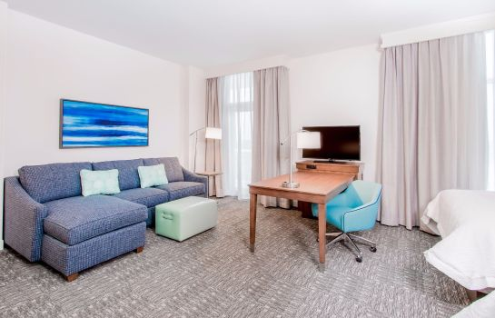 Suite Hampton Inn - Suites Panama City Beach-Beachfront FL