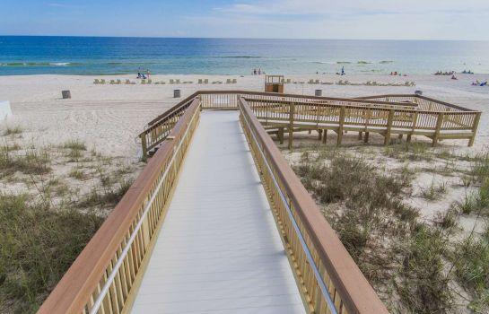 Informacja Hampton Inn - Suites Panama City Beach-Beachfront FL