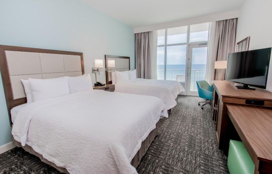 Kamers Hampton Inn - Suites Panama City Beach-Beachfront FL