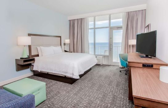 Pokój Hampton Inn - Suites Panama City Beach-Beachfront FL