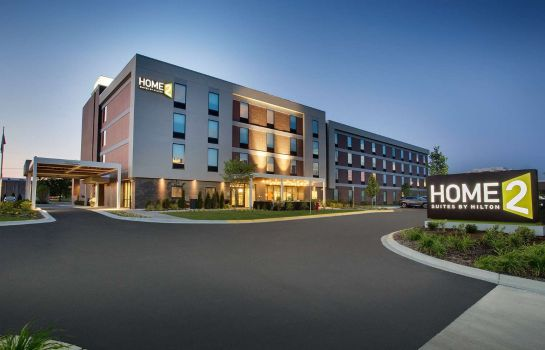Vista esterna Home2 Suites by Hilton Chicago Schaumburg