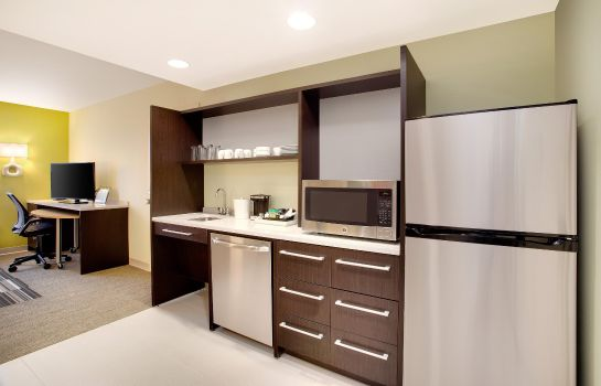 Hotel-Bar Home2 Suites by Hilton Chicago Schaumburg