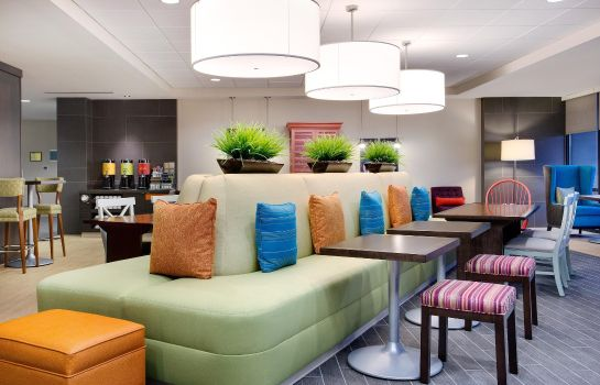 Hotelhalle Home2 Suites by Hilton Chicago Schaumburg
